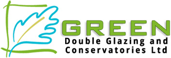 Green Double Glazing Logo
